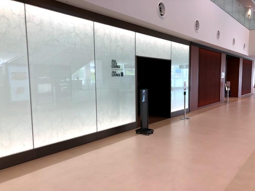 SFC修行2019 福岡空港プレミアムチェックイン&ANAラウンジ