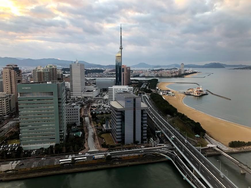 SFC修行2019 ヒルトンホテル・アップグレード